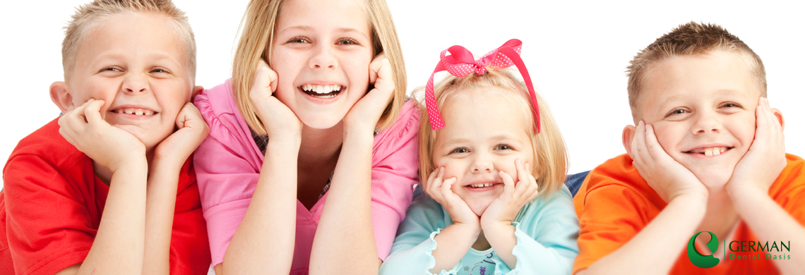 How to care for your child oral health?